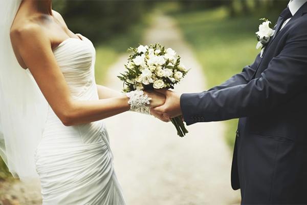 Palabras de agradecimiento en una boda