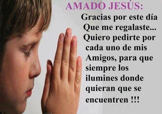 palabras para agradecer a jesus