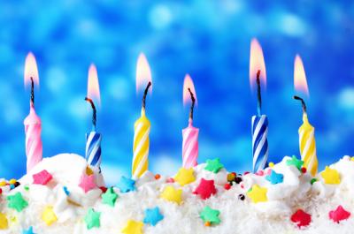 Agradecimientos de cumpleaños a Dios