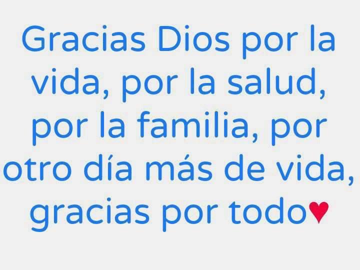 Agradecer A Dios Por Todo Agradecimientos Y Oraciones A Dios