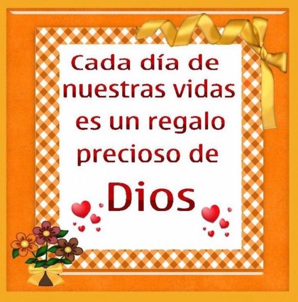 palabras lindas para Dios