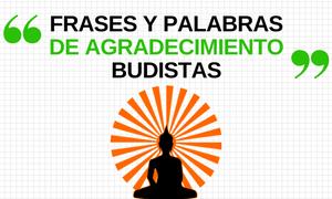 Frases de agradecimiento Budistas