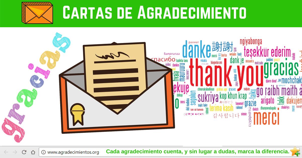 Frase De Aniversario Laboral: Ejemplos De Cartas De Agradecimiento