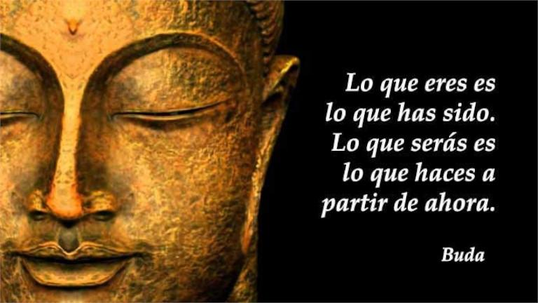 Frases budistas para reflexionar sobre la vida