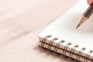 escribir carta de agradecimiento