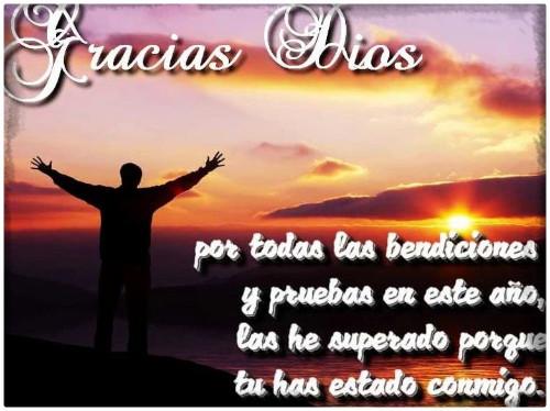 Agradecimientos de cumpleaños a Dios y amigos 5