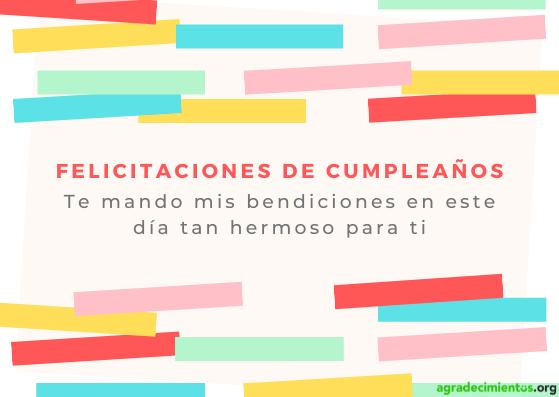 Felicitaciones de cumpleaños prima
